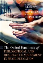 The Oxford Handbook of Philosophical and Qualitative Assessment in Music Education