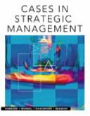 Cases in Strategic Management PDF