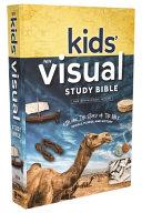 NIV Kids  Visual Study Bible  Hardcover  Full Color Interior
