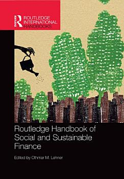 Routledge Handbook of Social and Sustainable Finance PDF
