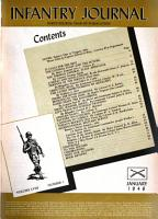 Infantry Journal PDF