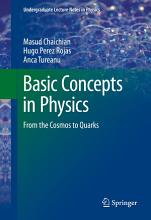 Basic Concepts in Physics PDF