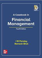 A Casebook In Financial Management   Fourth Edition PDF