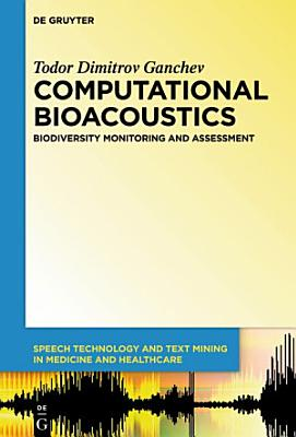 Computational Bioacoustics PDF