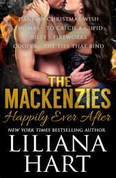 The MacKenzies: Happily Ever After (MacKenzies of Montana Boxset 6-9)