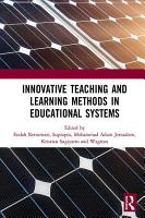 Innovative Teaching and Learning Methods in Educational Systems PDF