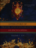 Literature of Travel and Exploration  G to P