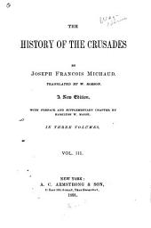 The History of the Crusades: Volume 3