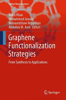 Graphene Functionalization Strategies