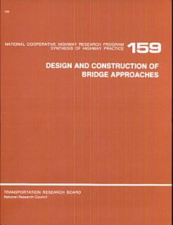 Design and Construction of Bridge Approaches Book