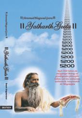 Yatharth Geeta German: Bhagavad Gita