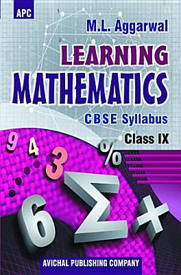 APC CBSE Learning Mathematics   Class 9   Avichal Publishing Company PDF
