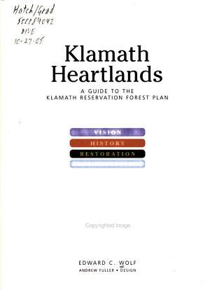 Klamath Heartlands
