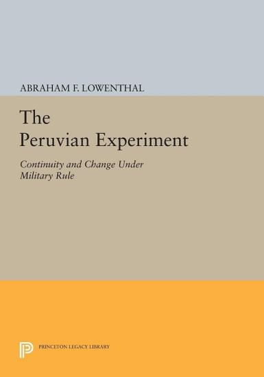 The Peruvian Experiment PDF