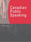 Canadian Public Speaking