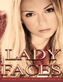 Lady Faces Grayscale Coloring Book for Grown Ups Vol  2 PDF