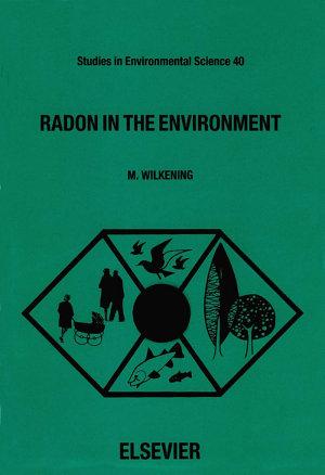 Radon in the Environment