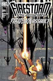 Firestorm: The Nuclear Man (2006-) #35