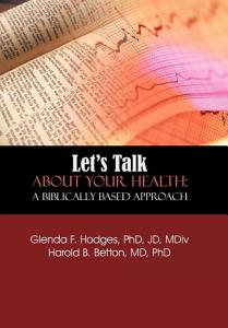 Let s Talk About Your Health Book