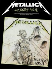 Metallica: And Justice For All (Guitar TAB)