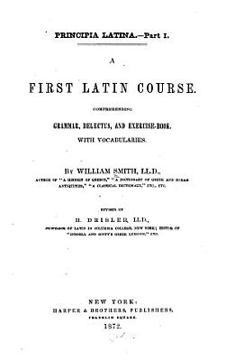 Principia Latina  A first Latin course PDF