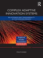 Complex Adaptive Innovation Systems PDF