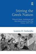 Stirring the Greek Nation
