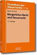 B  rgerliches Recht und Steuerrecht PDF