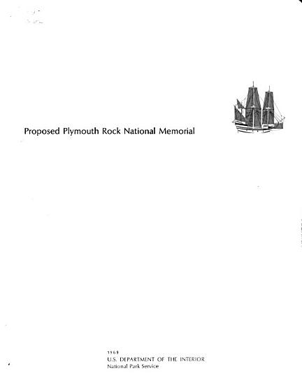 Proposed Plymouth Rock National Memorial PDF