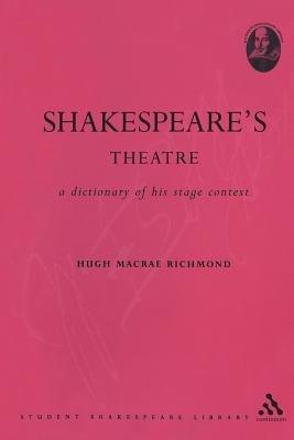 Shakespeare s Theatre PDF