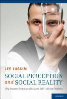 Social Perception and Social Reality PDF