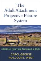 The Adult Attachment Projective Picture System PDF
