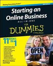 Starting an Online Business All-in-One For Dummies: Edition 4