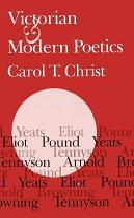Victorian and Modern Poetics PDF