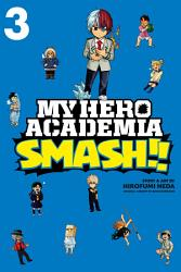 My Hero Academia Smash  Book PDF
