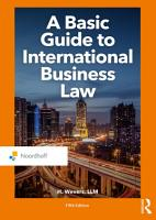 A Basic Guide to International Business Law PDF