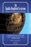 An   g  l   English Lexicon PDF