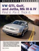 VW GTI, Golf, Jetta, MK III & IV
