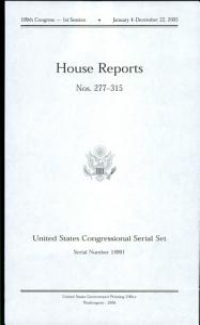 United States Congressional Serial Set  Serial No  14991  House Reports Nos  277 315 PDF