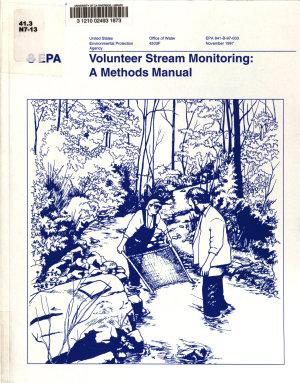 Volunteer Stream Monitoring