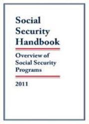 Social Security Handbook 2011 PDF