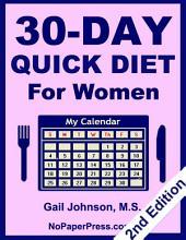 30-Day Quick Diet for Women