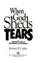 When God Sheds Tears