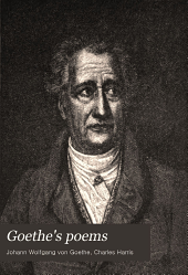 Goethe's Poems