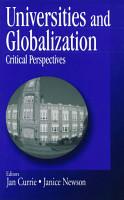 Universities and Globalization PDF