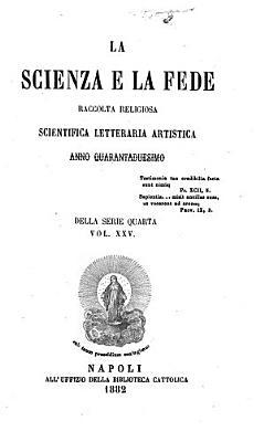 La Scienze e la fede PDF