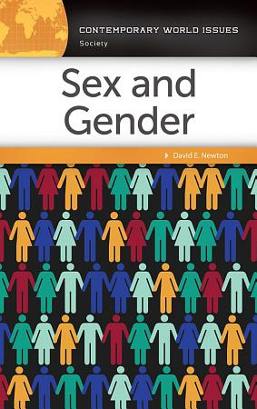 Sex and Gender  A Reference Handbook PDF