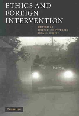 Ethics and Foreign Intervention