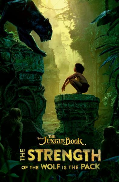 Download The Jungle Book  The Strength of the Wolf is the Pack Book