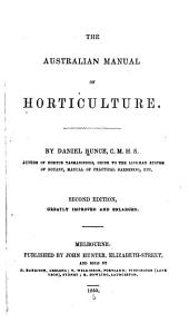 The Australian manual of horticulture